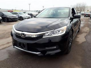 Used 2017 Honda Accord Sport/ 6 Speed for sale in Pickering, ON