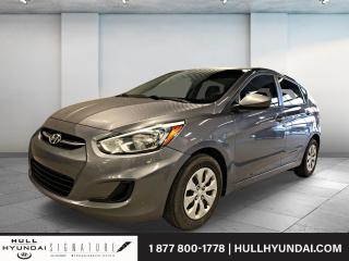 Used 2015 Hyundai Accent 5DR HB MAN L for sale in Gatineau, QC