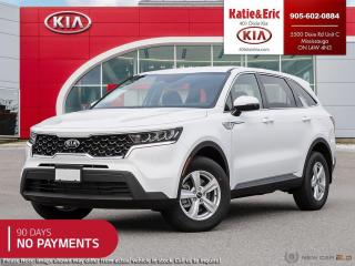 New 2021 Kia Sorento 2.5L LX+ 90 DAYS NO PAYMENTS for sale in Mississauga, ON