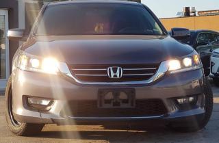 Used 2015 Honda Accord Sedan Sport for sale in Oakville, ON