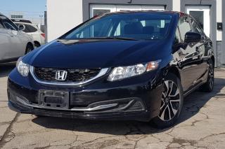 Used 2015 Honda Civic Sedan EX for sale in Oakville, ON