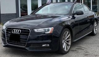 Used 2015 Audi A5 Progressiv for sale in Oakville, ON