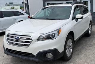 Used 2016 Subaru Outback 2.5i w/Touring Pkg for sale in Oakville, ON