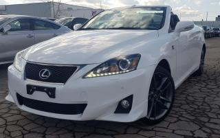 Used 2013 Lexus IS 250 C Convertible for sale in Oakville, ON