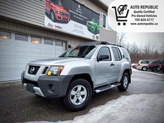 Used 2009 Nissan Xterra S,S for sale in Orillia, ON