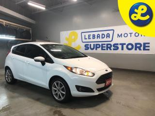 Used 2014 Ford Fiesta SE * Navigation * Heated Cloth Seats * MicroSoft Sync * Steering Wheel Controls * Cruise Control * Hands Free Calling *   Automatic Headlights * AM/FM for sale in Cambridge, ON