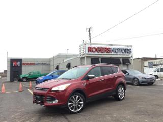 Used 2016 Ford Escape 2.99% Financing - SE 4WD - NAVI - REVERSE CAM for sale in Oakville, ON