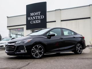 Used 2019 Chevrolet Cruze LT|RS|CAMERA|HEATED SEATS|PUSH BUTTON START|17
