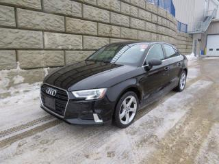 Used 2019 Audi A3 Sedan Komfort $104/wk Taxes Included $0 Down for sale in Fredericton, NB