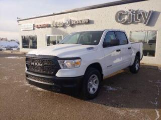 New 2021 RAM 1500 SXT | TOW GROUP | 3.92 | WHITE for sale in Medicine Hat, AB
