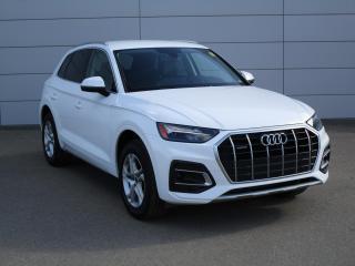 New 2021 Audi Q5 45 Komfort HEATED STEERING, CARPLAY for sale in Regina, SK