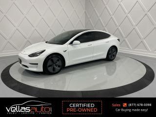 Used 2019 Tesla Model 3 Standard Range STANDARD RANGE PLUS| PEARL WHITE for sale in Vaughan, ON