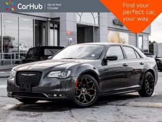 Used 2020 Chrysler 300 S Panoramic Roof Heated Seats & Wheel Alpine Audio Navigation for sale in Thornhill, ON