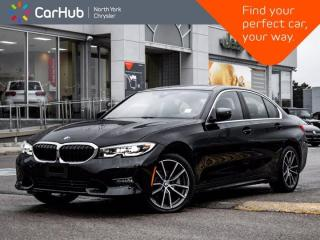 Used 2020 BMW 3 Series 330i xDrive Sedan North America Sunroof Heated Seats Navigation for sale in Thornhill, ON