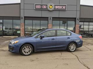 Used 2012 Subaru Impreza 4dr Sdn CVT 2.0i w-Touring Pkg for sale in Thunder Bay, ON