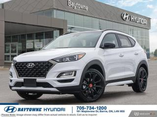 New 2021 Hyundai Tucson AWD 2.4L Urban Edition for sale in Barrie, ON