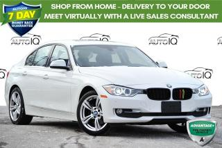 Used 2014 BMW 328 d xDrive 328 DIESEL | X-DRIVE | LEATHER | NAVI | for sale in Kitchener, ON