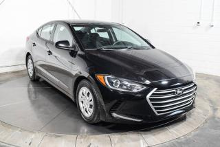 Used 2018 Hyundai Elantra LE A/C SIEGE CHAUFFANT for sale in Île-Perrot, QC