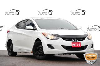 Used 2011 Hyundai Elantra GL | FWD | 1.8L ENGINE for sale in Kitchener, ON
