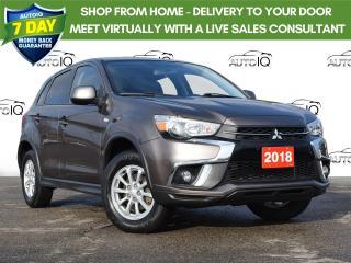 Used 2018 Mitsubishi RVR SE 1 Owner for sale in Tillsonburg, ON