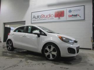 Used 2014 Kia Rio SX GDI **CUIR**CAMERA RECUL**MAGS** for sale in Mirabel, QC