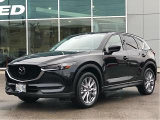 Used 2020 Mazda CX-5 GT AWD 2.5L I4 CD at for sale in York, ON