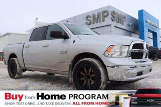 Used 2016 RAM 1500 SLT- 4X4, Bluetooth, Remote Start, New Tires for sale in Saskatoon, SK