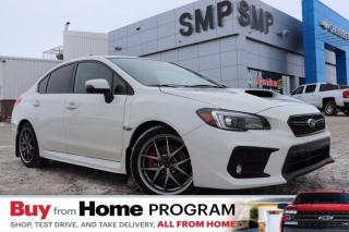 Used 2018 Subaru WRX Sport-tech, RS Pkg, Sunroof, Richaro Seats, Winter Tires for sale in Saskatoon, SK