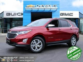 Used 2019 Chevrolet Equinox Premier ONE OWNER! | CLEAN HISTORY! for sale in Burlington, ON