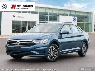 New 2021 Volkswagen Jetta HIGHLINE for sale in Winnipeg, MB