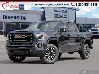 New 2021 GMC Sierra 1500 AT4 for sale in Prescott, ON
