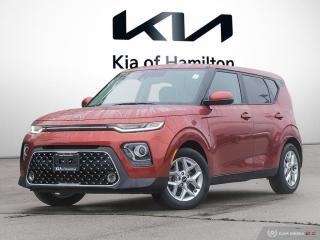 Used 2021 Kia Soul EX for sale in Hamilton, ON
