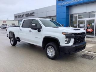 New 2021 Chevrolet Silverado 2500 HD Work Truck for sale in Listowel, ON