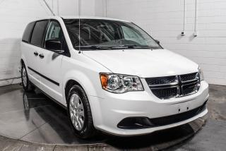 Used 2017 Dodge Grand Caravan SXT A/C 7 Passagers for sale in Île-Perrot, QC