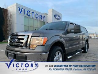 Used 2011 Ford F-150 XLT| KEYLESS ENTRY| SCREEN for sale in Chatham, ON