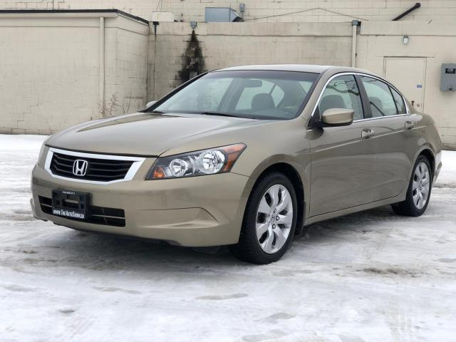 2008 Honda Accord EX|One owner|Low kms|