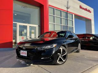 Used 2019 Honda Accord Sport 1.5T for sale in Whitchurch-Stouffville, ON