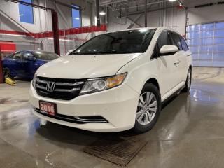 Used 2016 Honda Odyssey EX-L for sale in Whitchurch-Stouffville, ON