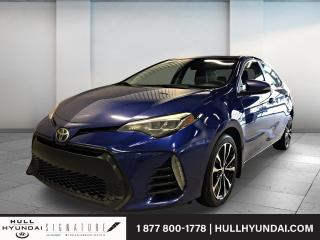 Used 2017 Toyota Corolla 4dr Sdn Man SE - CAMÉRA de RECUL for sale in Gatineau, QC