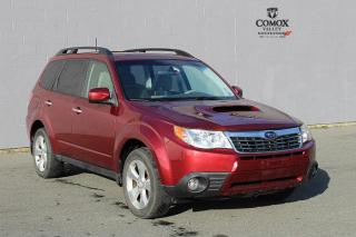 Used 2010 Subaru Forester 5dr Wgn Auto 2.5XT Limited for sale in Courtenay, BC