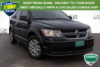 Used 2016 Dodge Journey CVP/SE Plus ***EXTENDED WARRANTY 5 YEAR/100,000KMS!!*** for sale in Barrie, ON