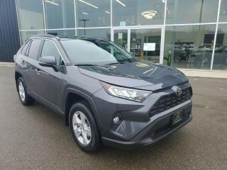 Used 2020 Toyota RAV4 XLE Heated Seats & Wheel, Sunroof, BSM! for sale in Ingersoll, ON