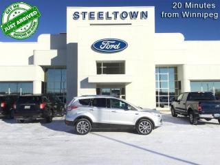 Used 2016 Ford Escape SE  - Bluetooth -  SiriusXM -  Heated Seats for sale in Selkirk, MB