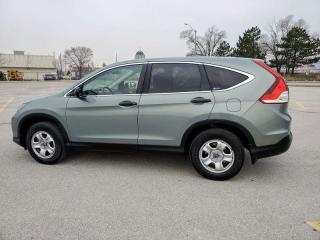 Used 2012 Honda CR-V NO ACCIDENT,ONE OWNER,LOW KM,REAR CAMERA,CERTIFIED for sale in Mississauga, ON