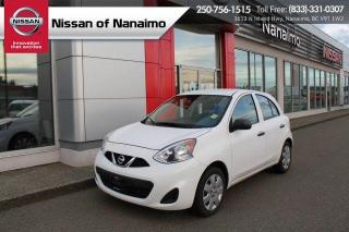 Used 2015 Nissan Micra S for sale in Nanaimo, BC