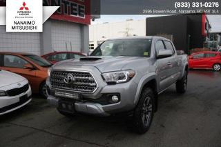Used 2017 Toyota Tacoma TRD Sport for sale in Nanaimo, BC