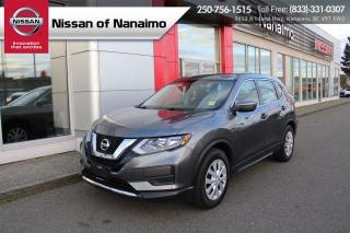 Used 2017 Nissan Rogue S for sale in Nanaimo, BC