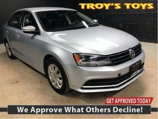 Used 2016 Volkswagen Jetta Trendline for sale in Guelph, ON