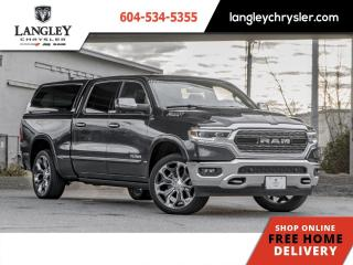 Used 2019 RAM 1500 Limited  Accident Free/ Matching Canopy/ Loaded for sale in Surrey, BC