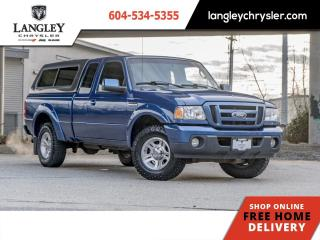 Used 2011 Ford Ranger SPORT  Low Km/ Local/ Canopy/ After Market Backup for sale in Surrey, BC